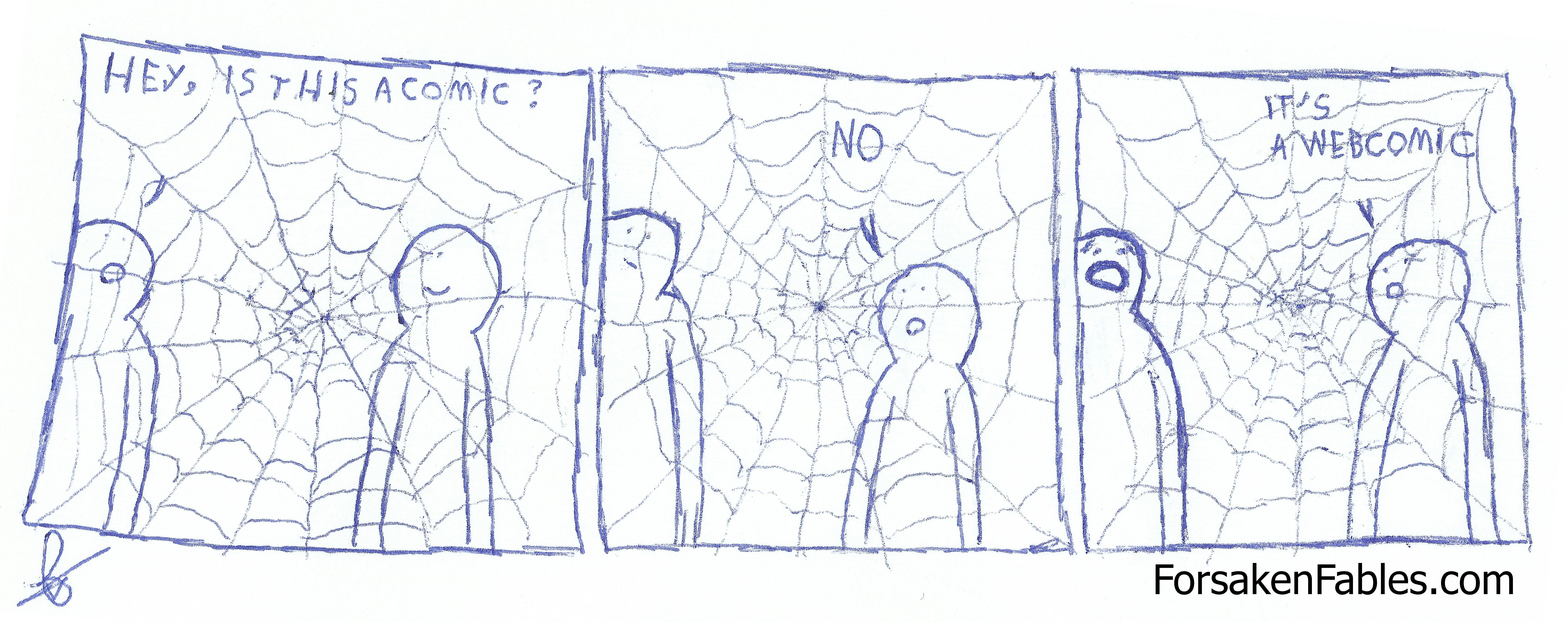 01 – Webcomic