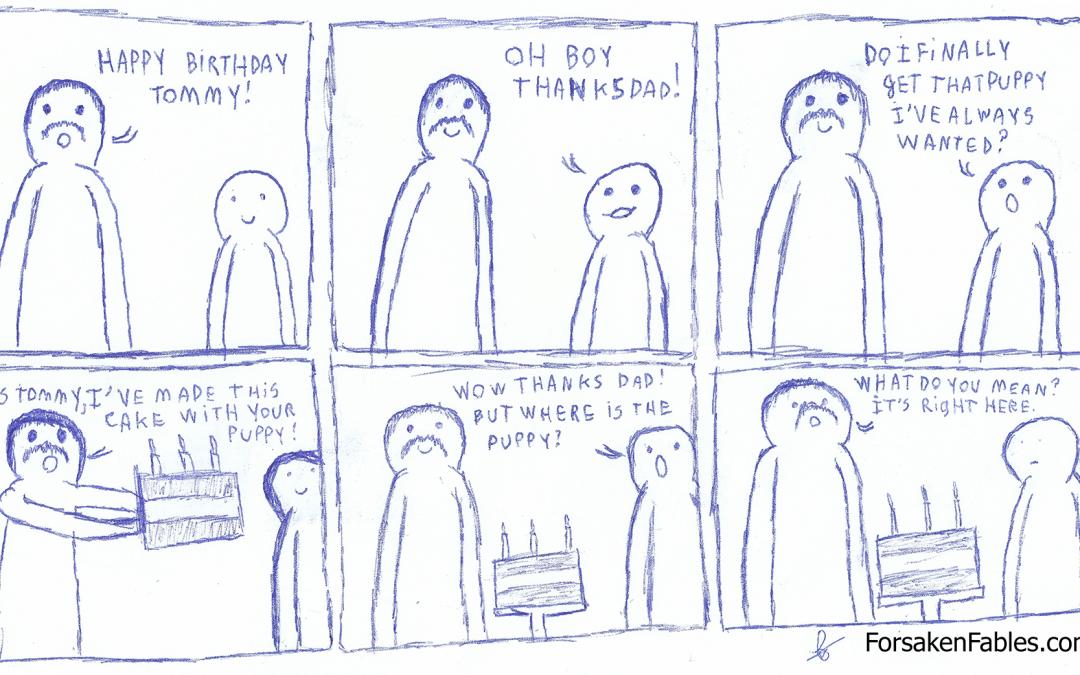 03 – Birthday boy