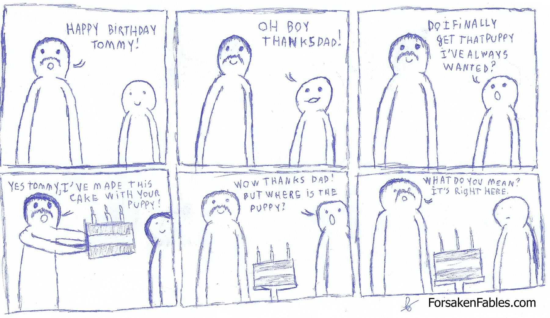 Birthday Boy - 03
