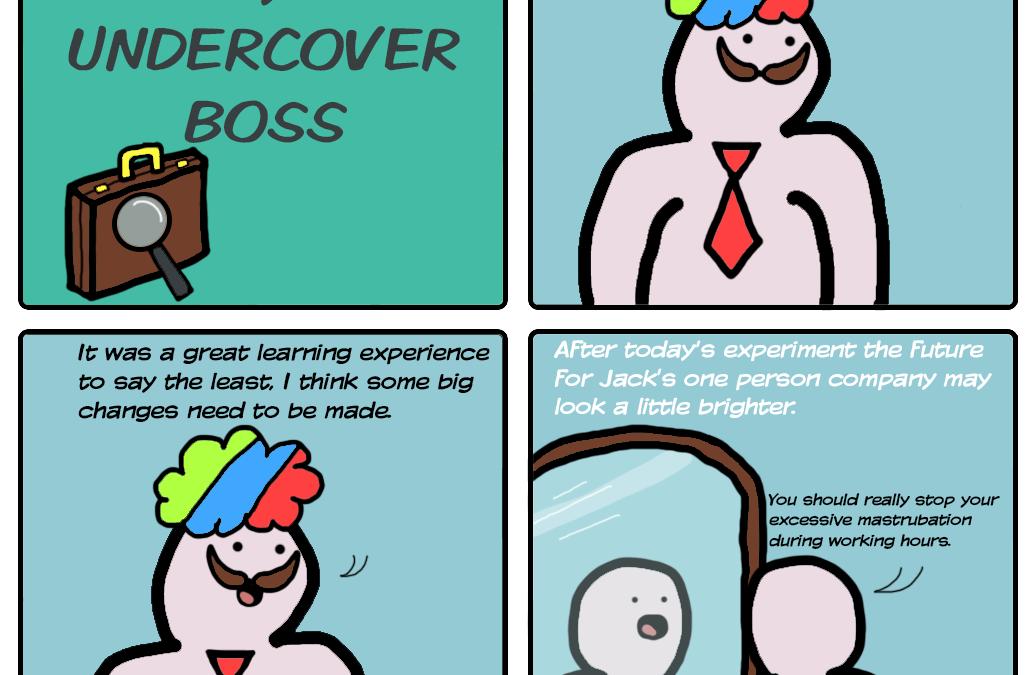 14 – Undercover Boss
