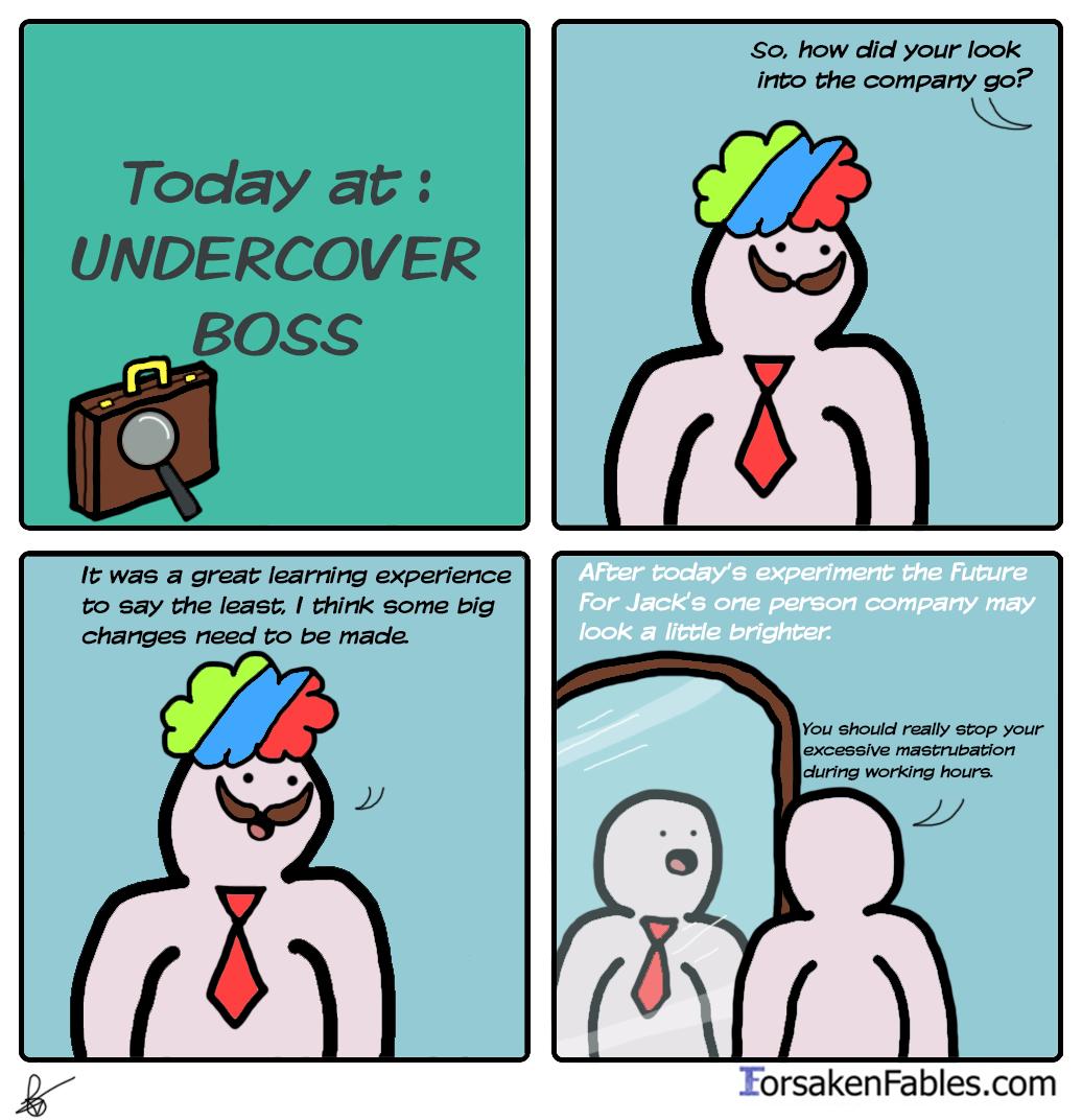 Undercover Boss - 14