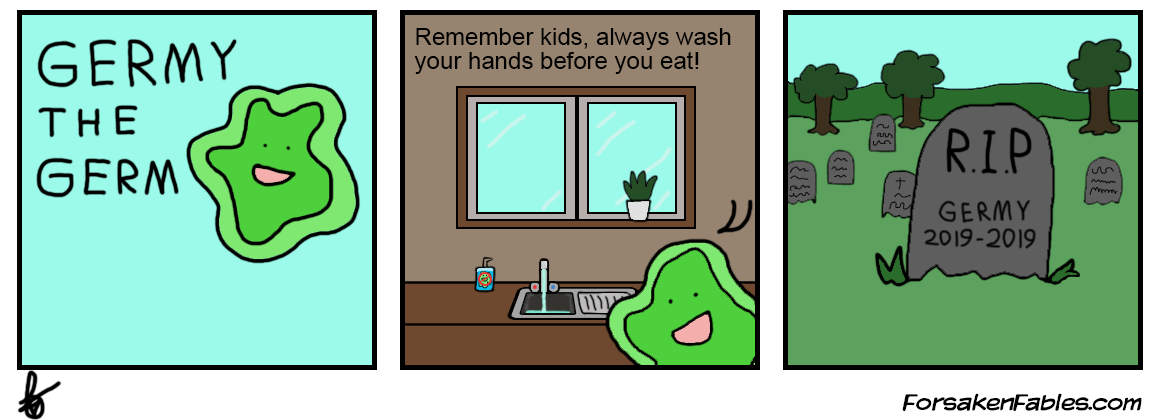 Personal Hygiene - 16